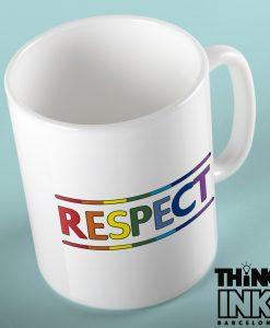respect lgbt taza