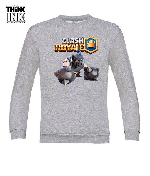 Sudadera Clash Royale Megacaballero