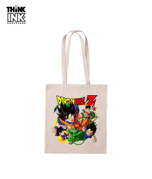 """Tote Bag Dragon Ball """"Los Guerreros"""""""