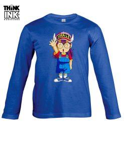 Camiseta manga Larga Arale