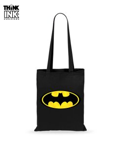 Tote Bag Logo Batman