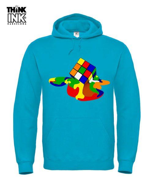 Sudadera Cubo de Rubik