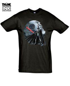 Camiseta manga corta Darth Vader