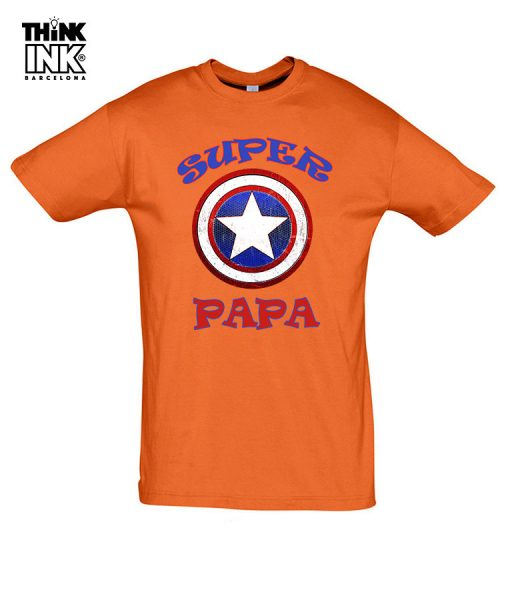 Camiseta manga corta para el dia del padre