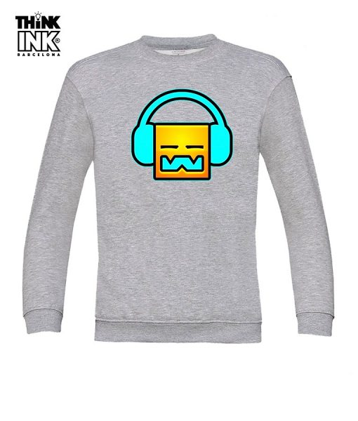 Sudadera Geometry Dash