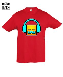 Camiseta manga corta Geometry Dash