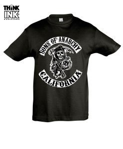 Camiseta manga corta Sons Of Anarchy