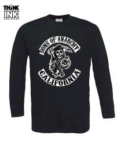 Camiseta manga larga Sons Of Anarchy
