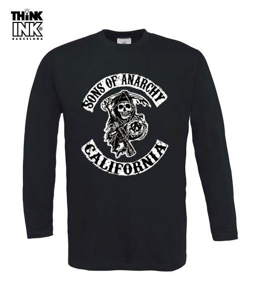 Camiseta manga larga Sons Of Anarchy