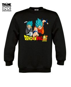 Sudadera Dragon Ball Super