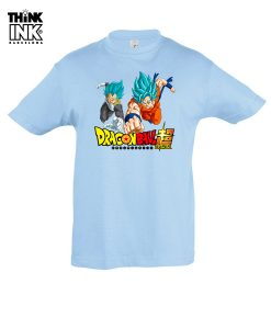 Camiseta manga corta Dragon Ball Super