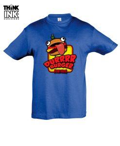 Camiseta manga corta Fortnite Durrburguer