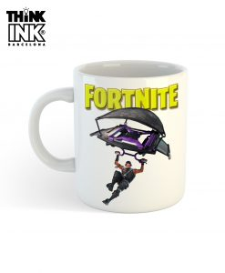 Taza Fortnite Paracaidas