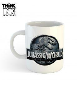 Taza Jurassic World