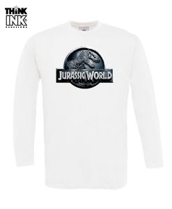 Camiseta manga larga Jurassic World