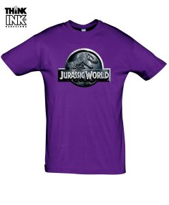 Camiseta manga corta Jurassic World
