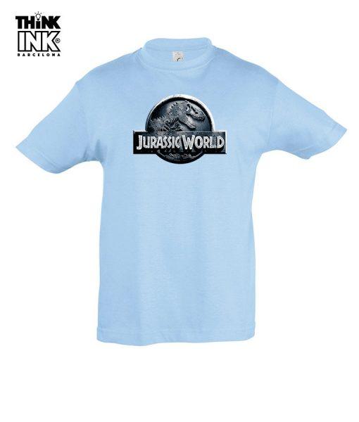 Camiseta manga corta Jurassic World