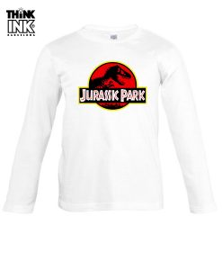 Camiseta manga Larga Jurassik Park