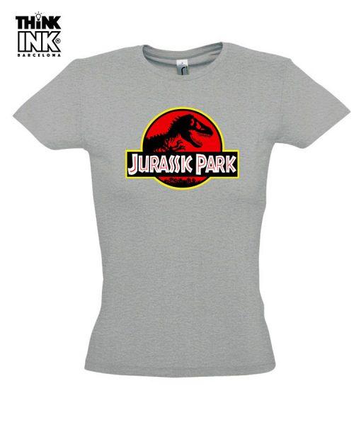 Camiseta manga corta Jurassik Park