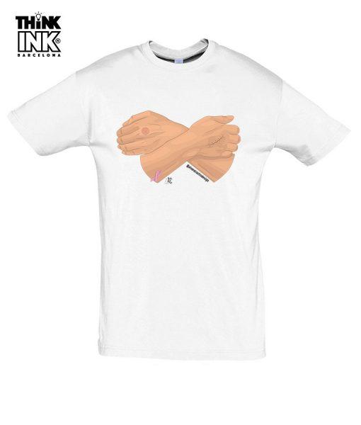 Camiseta manga corta Siempre luchando