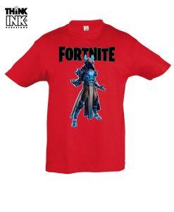 Camiseta manga corta Fortnite Rey Helado