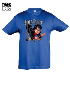 Camiseta manga corta Harry Potter