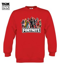 Sudadera Fortnite Temporada 9