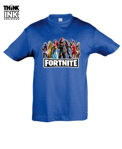 Camiseta manga corta Fortnite Temporada 9