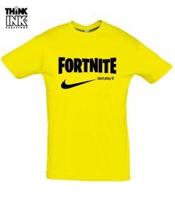 Camiseta manga corta Fortnite logo Nike