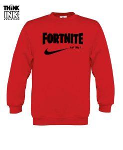 Sudadera Fortnite logo Nike