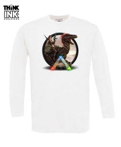 Camiseta manga larga Ark Logo