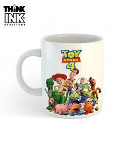 Taza Toy Story 4 Grupo