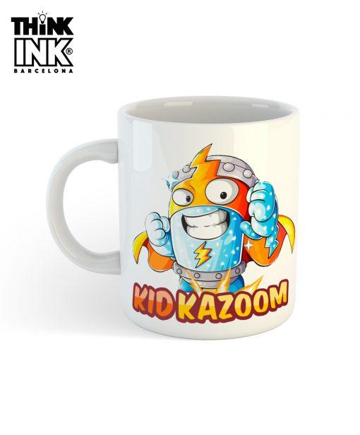 Taza Kazoom personalizada