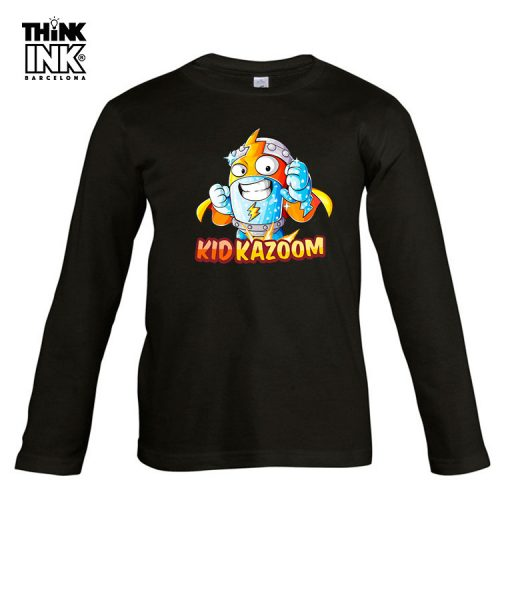 Camiseta kazoom personalizada