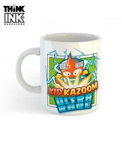 Taza Superzings Kid Kazoom personalizada