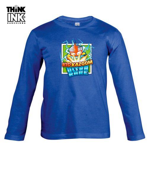 Camiseta Superzings-kidkazoom personalizada