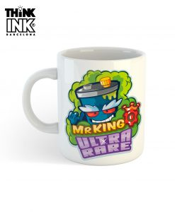 Taza Superzings Mr.King