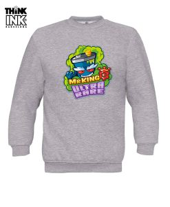 Sudadera Superzings Mr.King personalizada
