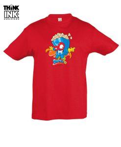Camiseta Superzings personalizada