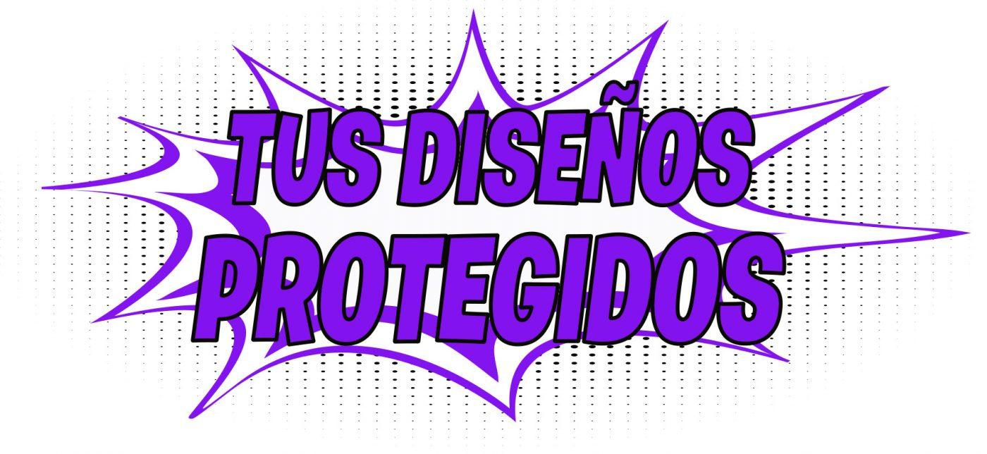 diseños protegidos