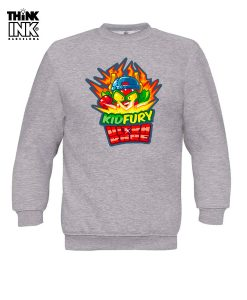 Sudadera Superzings Kid Fury