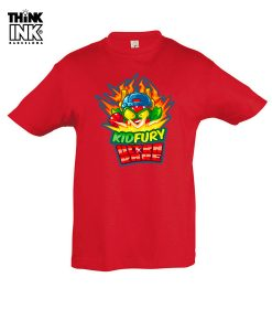 Camiseta manga corta Superzings Kid Fury