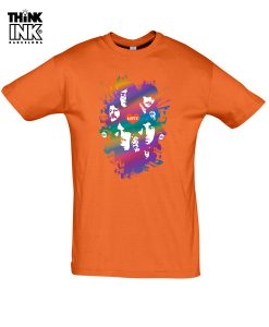 Camiseta manga corta The Beatles