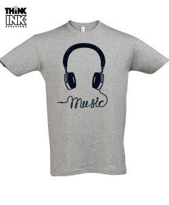 Camiseta Día de la radio para Hombre manga corta personalizada