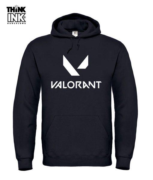 Sudadera Valorant Logo