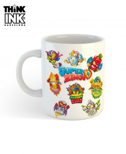 Taza Superzings Grupo