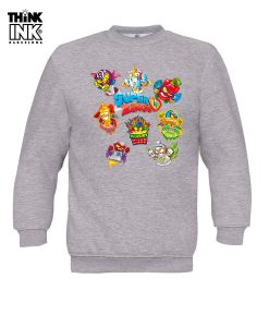 Sudadera Superzings Grupo