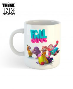 Taza Fall Guys