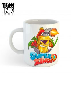 Taza Superzings serie 6 Lord Torch