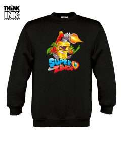 Sudadera Superzings serie 6 Lord Torch
